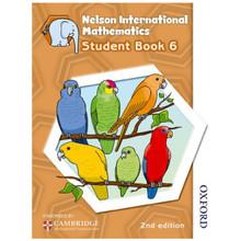 Nelson International Mathematics 2nd Edition Students Book 6 - ISBN 9781408519059