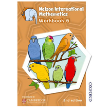 Nelson International Mathematics 2nd Edition Workbook 6 - ISBN 9781408519004
