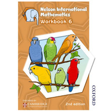 Nelson International Mathematics: Stage 6: Age 10–11 Workbook 6 (2nd Edition) - ISBN 9781408519004