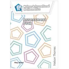 Nelson International Mathematics: Stages 3–6 Assessment Pack CD - ISBN 9781408519066