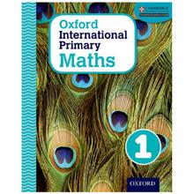 Oxford International Primary Mathematics Stage 1 Student Workbook 1 - ISBN 9780198394594
