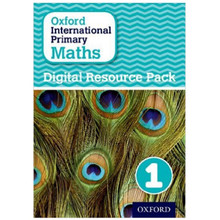 Oxford Primary Mathematics Stage 1 CD-ROM Resource Pack - ISBN 9780198394716