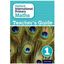 Oxford International Primary Mathematics Stage 1 Teacher's Guide 1 - ISBN 9780198394655
