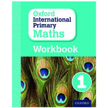 Oxford International Primary Maths: Stage 1 Extension Workbook 1 - ISBN 9780198365266