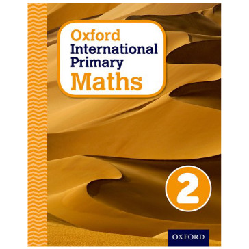 Oxford International Primary Maths: Stage 2: Age 6–7 Student Book 2 - ISBN 9780198394600