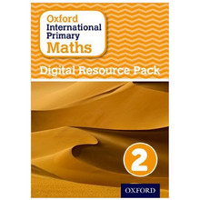 Oxford International Primary Mathematics Stage 2 Digital CD-ROM Resource Pack - ISBN 9780198394723