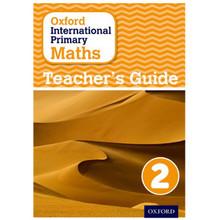 Oxford International Primary Mathematics Stage 2 Teacher's Guide 2 - ISBN 9780198394662