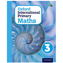 Oxford International Primary Maths: Stage 3 Age 7–8 Student Book 3 - ISBN 9780198394617