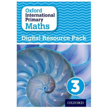 Oxford International Primary Mathematics Stage 3 Digital CD-ROM Resource Pack - ISBN 9780198394730