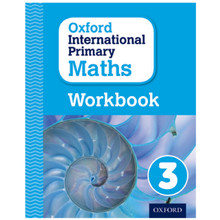 Oxford International Primary Maths: Stage 3 Extension Workbook 3 - ISBN 9780198365280