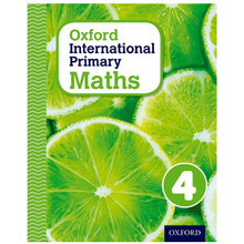 Oxford International Primary Maths: Stage 4: Age 8–9 Student Book 4 - ISBN 9780198394624
