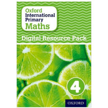 Oxford International Primary Mathematics Stage 4 Digital CD-ROM Resource Pack - ISBN 9780198394747