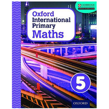 Oxford International Primary Mathematics Stage 5 - Student Workbook 5 - ISBN 9780198394631