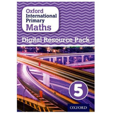 Oxford International Primary Mathematics Stage 5 Digital CD-ROM Resource Pack - ISBN 9780198394754