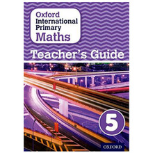 Oxford International Primary Mathematics Stage 5 Teachers Guide 5 - ISBN 9780198394693