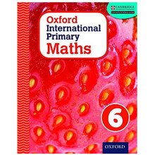 Oxford International Primary Mathematics Stage 6 - Age 10-11 Student Book 6 - ISBN 9780198394648