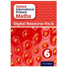 Oxford International Primary Mathematics Stage 6 Digital Resource Pack - ISBN 9780198394761