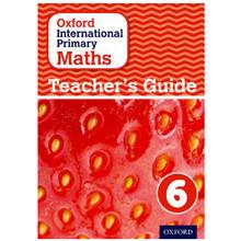 Oxford International Primary Mathematics Stage 6 Teacher's Guide 6 - ISBN 9780198394709