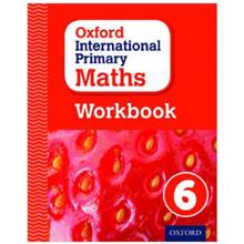 Oxford International Primary Mathematics Stage 6 Workbook 6 - ISBN 9780198365310