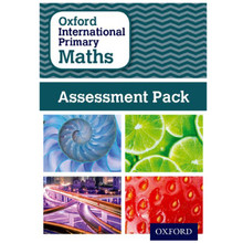Oxford International Primary Mathematics CD-ROM Assessment Pack - ISBN 9780198365341