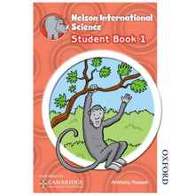 Nelson International Science Stage 1 Student Book 1 - ISBN 9781408517208