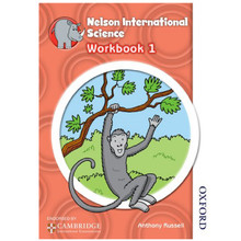 Nelson International Science Stage 1 Workbook 1 - ISBN 9781408517260