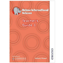 Nelson International Science Stage 1 Teacher's Guide 1 - ISBN 9781408517321