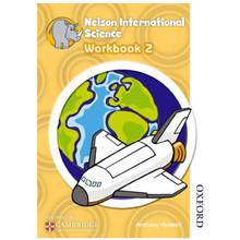 Nelson International Science Stage 2 Workbook 2 - ISBN 9781408517406