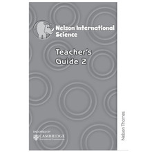 Nelson International Science Stage 2 Teacher's Guide 2 - ISBN 9781408517338