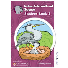 Nelson International Science Stage 3 Student Book 3 - ISBN 9781408517222