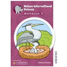 Nelson International Science Stage 3 Workbook 3 - ISBN 9781408517284