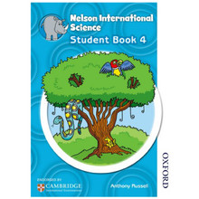 Nelson International Science Stage 4 Student Book 4 - ISBN 9781408517239