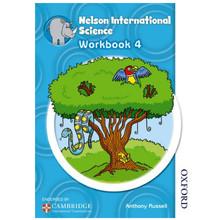 Nelson International Science Stage 4 Workbook 4 - ISBN 9781408517291