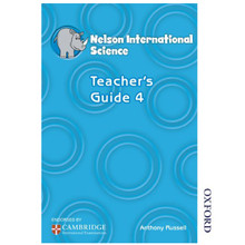 Nelson International Science Stage 4 Teacher's Guide 4 - ISBN 9781408517352