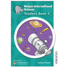 Nelson International Science Stage 5 Student Book 5 - ISBN 9781408517246
