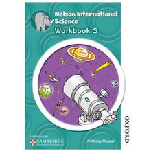 Nelson International Science Stage 5 Workbook 5 - ISBN 9781408517307