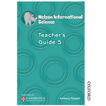 Nelson International Science Stage 5 Teacher's Guide 5 - ISBN 9781408517369
