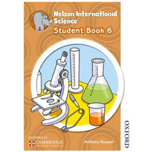 Nelson International Science Stage 6 Student Book 6 - ISBN 9781408517253