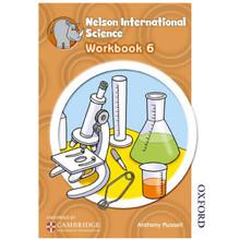 Nelson International Science Stage 6 Workbook 6 - ISBN 9781408517314