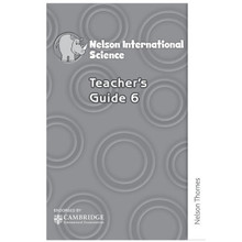 Nelson International Science Stage 6 Teacher's Guide 6 - ISBN 9781408517376