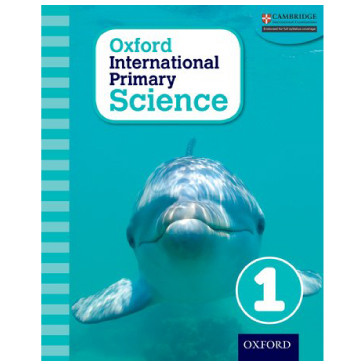 Oxford International Primary Science Stage 1 Student Book 1 - ISBN 9780198394778