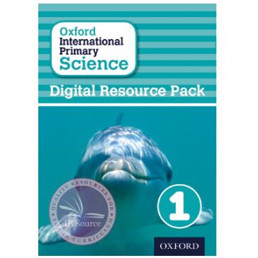 Oxford International Primary Science Stage 1 Digital CD-ROM Resource Pack - ISBN 9780198394891