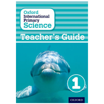 Oxford International Primary Science Stage 1 Teacher's Guide 1 - ISBN 9780198394839