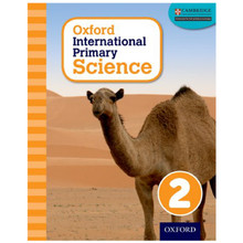 Oxford International Primary Science Stage 2 Student Workbook 2