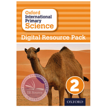 Oxford International Primary Science Stage 2 CD-ROM Resource Pack - ISBN 9780198394907