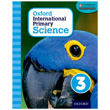 Oxford International Primary Science Stage 3 Student Workbook 3 - ISBN 9780198394792