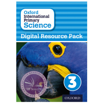 Oxford International Primary Science Stage 3 CD-ROM Resource Pack - ISBN 9780198394914