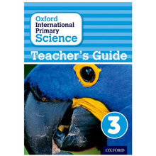 Oxford International Primary Science Stage 3 Teacher's Guide 3 - ISBN 9780198394853