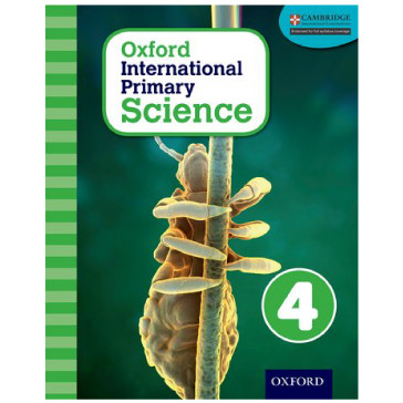 Oxford International Primary Science Stage 4 Student Workbook 4 - ISBN 9780198394808