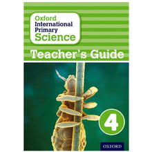 Oxford International Primary Science Stage 4 Teacher's Guide 4 - ISBN 9780198394860